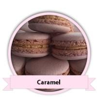 Caramel Macarons bestellen - Happy Cupcakes