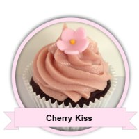 Cherry Kiss Cupcakes bestellen - Happy Cupcakes
