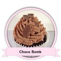 Choco Bomb Cupcakes bestellen - Happy Cupcakes