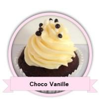 Choco Vanilla Cupcakes bestellen - Happy Cupcakes