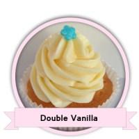 Double Vanilla Cupcakes bestellen - Happy Cupcakes
