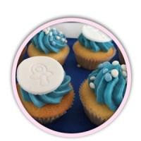 Geboorte Cupcakes bestellen - Happy Cupcakes