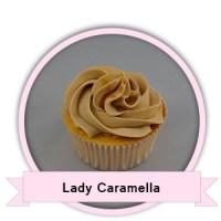 Lady Caramella Cupcakes bestellen - Happy Cupcakes