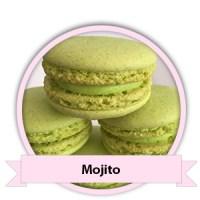 Mojito Macarons bestellen - Happy Cupcakes