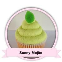 Mojito Cupcakes bestellen - Happy Cupcakes