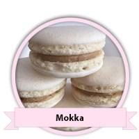 Mokka Macarons bestellen - Happy Cupcakes