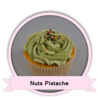 Nuts Pistache Cupcakes bestellen - Happy Cupcakes