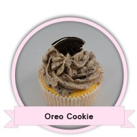 Oreo Cookie Cupcakes bestellen - Happy Cupcakes