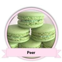 Peer Macarons bestellen - Happy Cupcakes