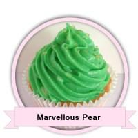Peer Cupcakes bestellen - Happy Cupcakes