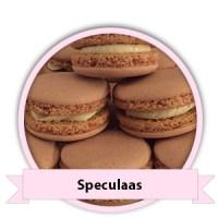 Speculaas Macarons bestellen - Happy Cupcakes