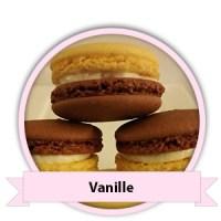 Vanille Macarons bestellen - Happy Cupcakes